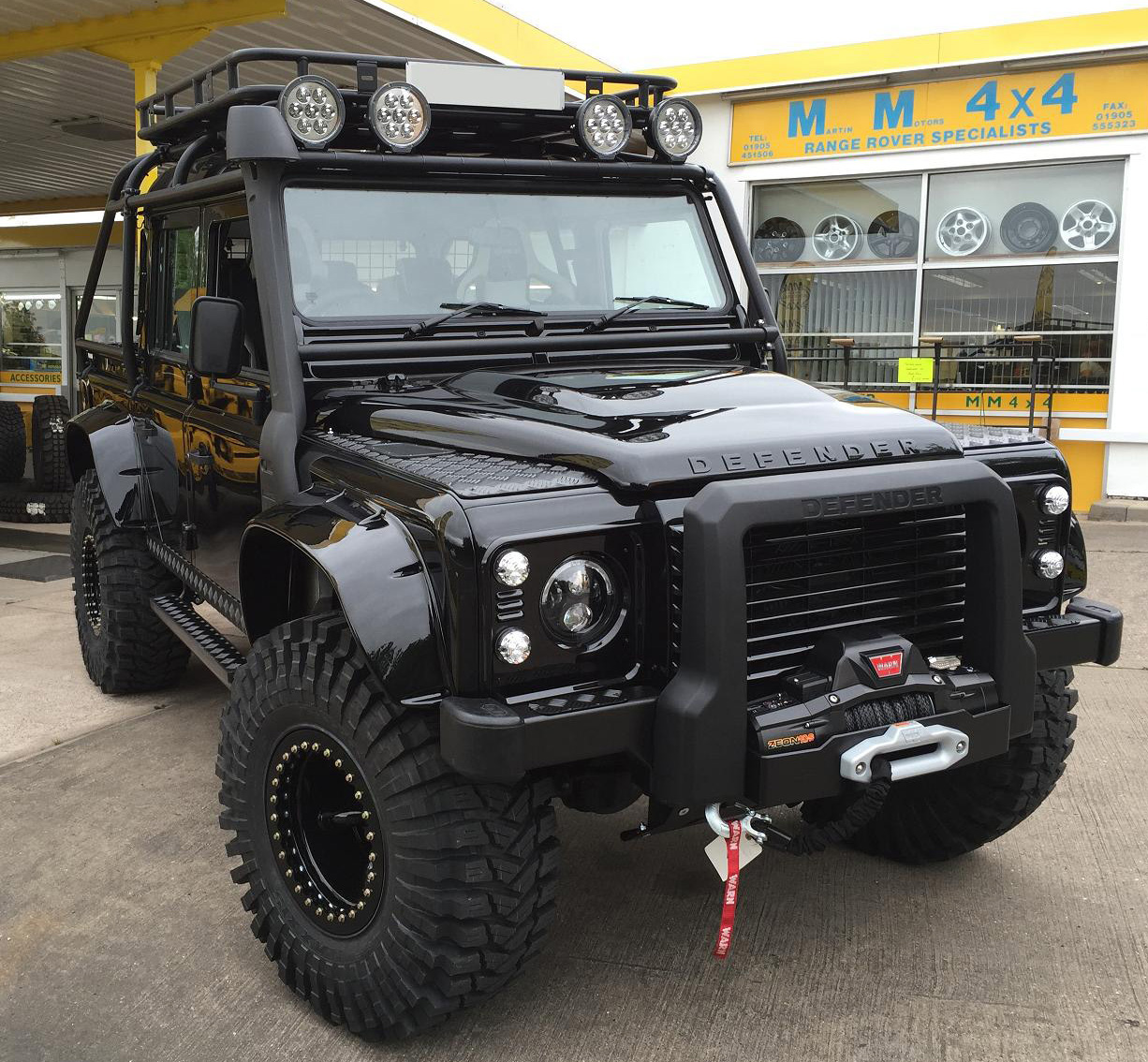 Land Rover Defender Off Road Modifications | www.imgkid ...