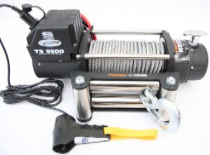 Superwinch Tiger Shark TS9500 12V Electric Winch