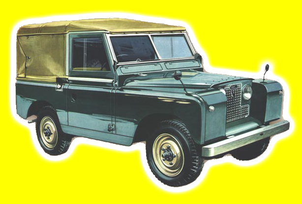 Land Rover Series 2 2a 3 Accessories
