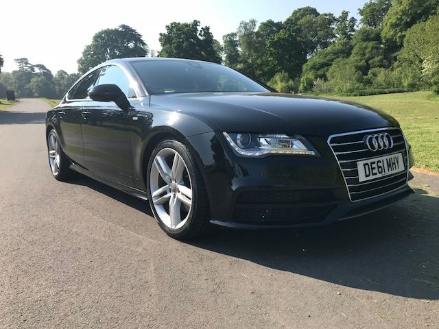***NEW PRICE*** Audi A7 S Line TDI Quattro ***SOLD***