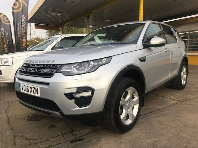 ***SOLD***2016 Discovery Sport SE 6 speed manual