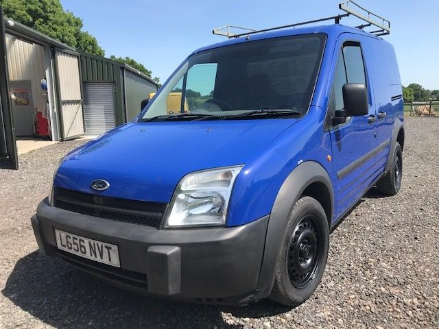 ***SOLD***Blue Ford Transit Connect L220 TD SWB - NO VAT