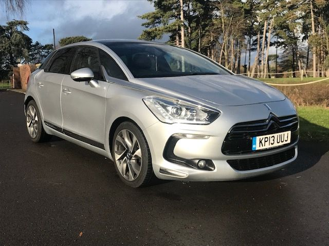 *** SOLD *** Citroen DS5 DStyle HDI Auto 2013