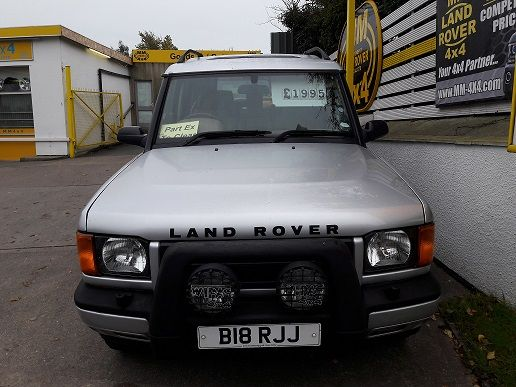 ***SOLD***Discovery 2 TD5 ES Auto - 2002***SOLD***