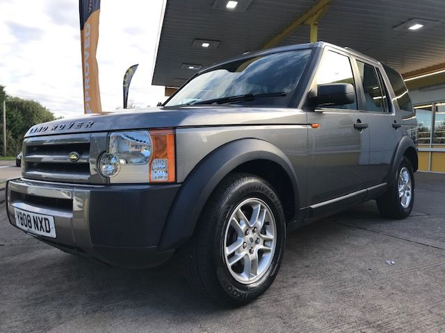 ***SOLD*** DISCOVERY 3 2.7 GS MANUAL 2008