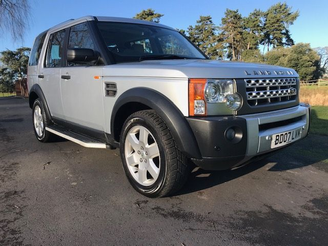 *** SOLD *** Discovery 3 2.7 TDV6 HSE Auto 7 Seater 2007