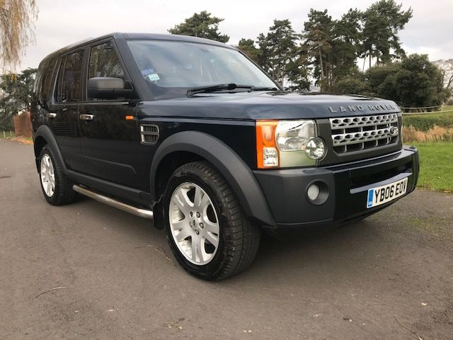 ***SOLD***Discovery 3  2.7 TDV6 S 2006