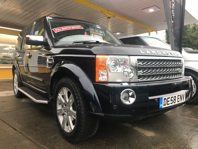 ***SOLD***Discovery 3 TDV6 2.7 HSE Auto 7 Seater - 2008***SOLD***