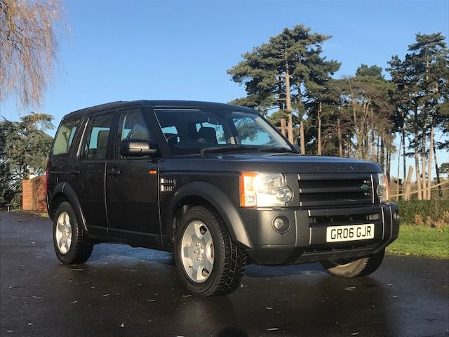 *** SOLD *** Discovery 3 TDV6 2.7 S 2006 Manual