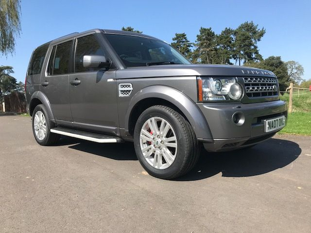 ***SOLD***Discovery 3 TDV6 GS Auto 2007***SOLD***