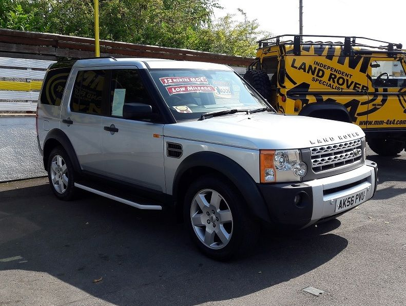 ***  SOLD *** Discovery 3 TDV6 HSE Auto 7 Seater 2006