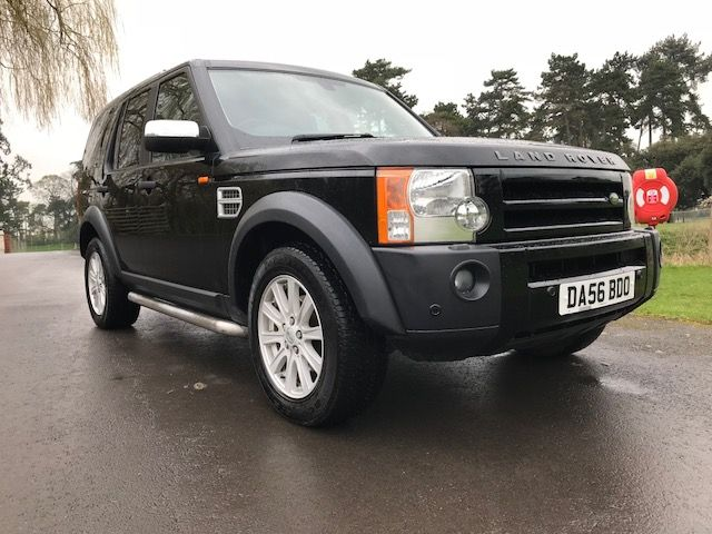 ***SOLD***Discovery 3 TDV6 SE Auto 2007***SOLD***
