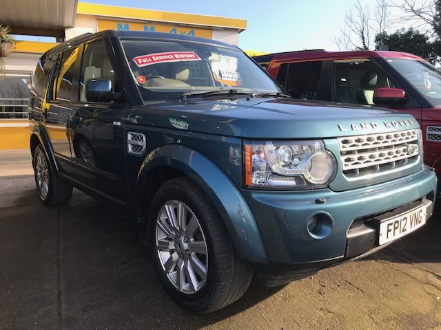 ***SOLD***Discovery 4 SDV6 3.0 HSE Auto 7 Seater 2012***SOLD***