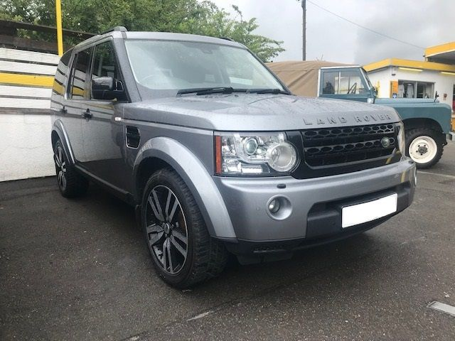 ***SOLD***Discovery 4 SDV6 3.0 LE Landmark 2011***SOLD***