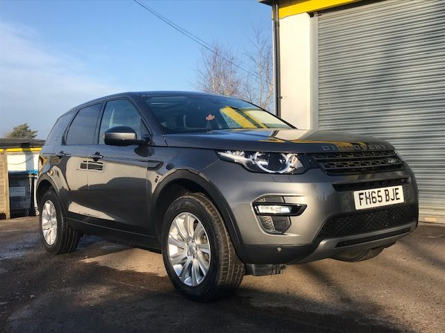 ***SOLD***Discovery Sport 2.0 SE Tech Manual 7 Seater 2015