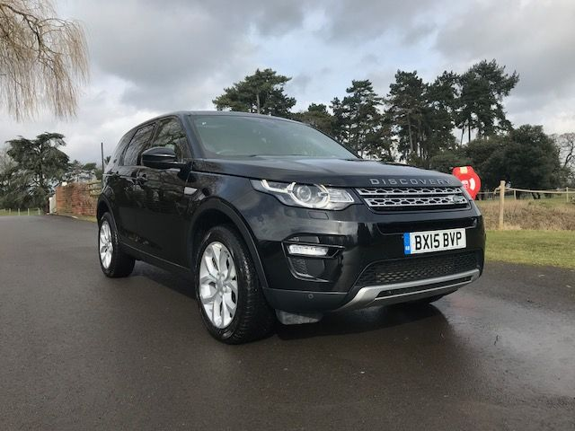 ***SOLD***Discovery Sport 2.2 SD4 2015***SOLD***