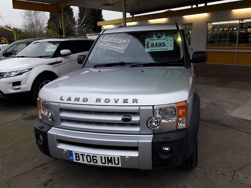 *** SOLD *** Discovery TDV6 HSE Auto 2006