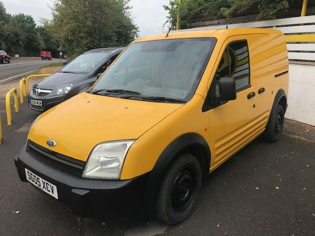***SOLD***Ford Transit Connect 200 D SWB
