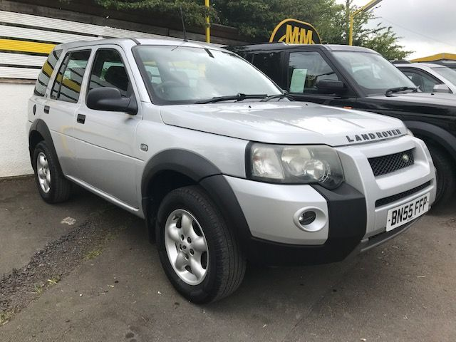 *** SOLD *** Freelander 1 TD4 Adventurer 2005