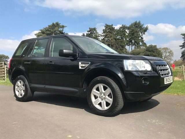 *** SOLD *** Freelander 2 GS 2.2 TD4e 2009