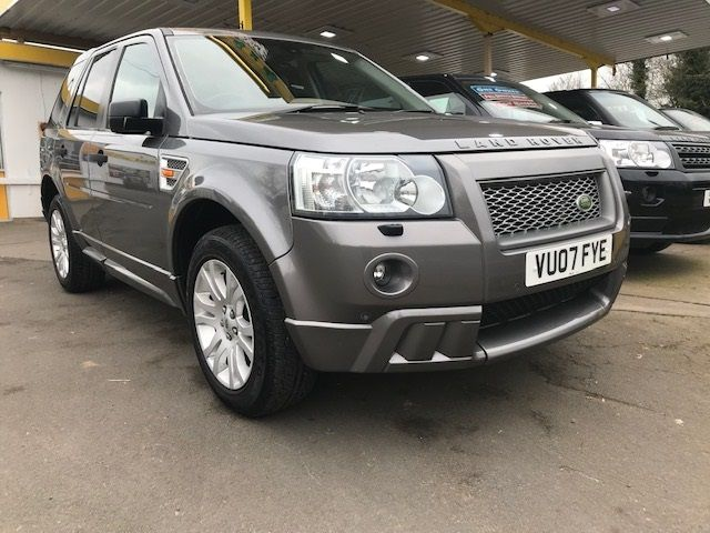 ***SOLD*** Freelander 2  HSE 2.2 TD4 Manual 2007