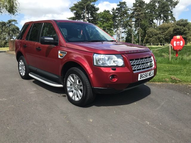 ***SOLD***Freelander 2 SD4 2006***SOLD***