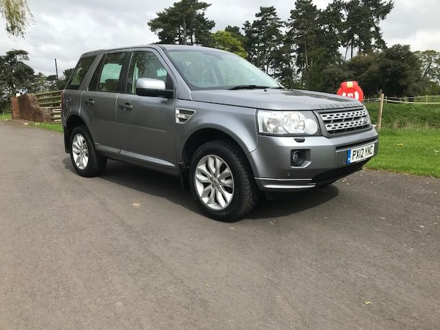 ***SOLD****Freelander 2 SD4 HSE 2012***SOLD***