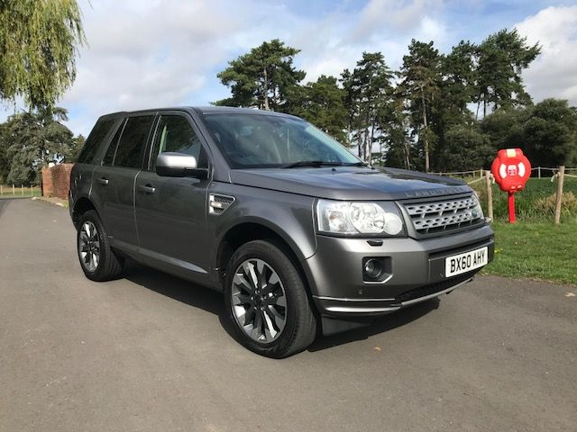 *** SOLD *** Freelander 2 SD4 HSE Automatic 2010