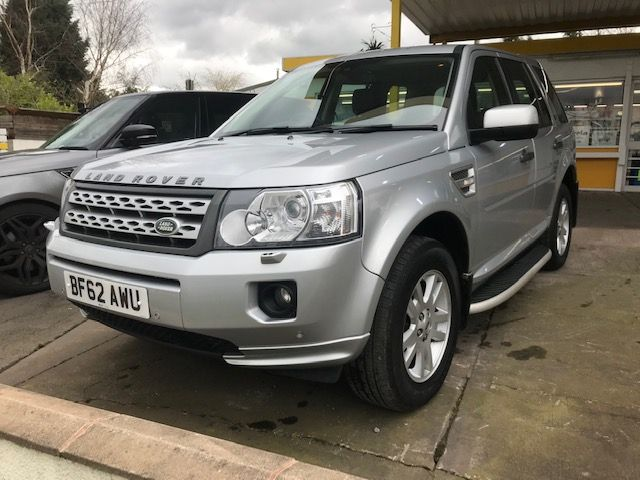 ***SOLD***Freelander 2 SD4 XS 6SP Auto 2012