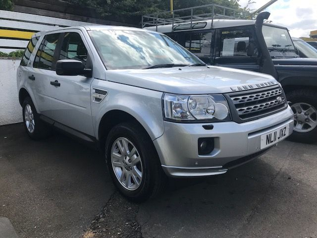 ***SOLD***Freelander 2 SD4 XS 6SP Manual 2011***SOLD***