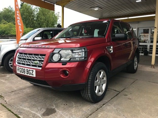 ***SOLD***FREELANDER 2 TD4 GS 6SP Automatic