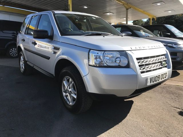 ***SOLD***Freelander 2 TD4 S Automatic 2009***SOLD***