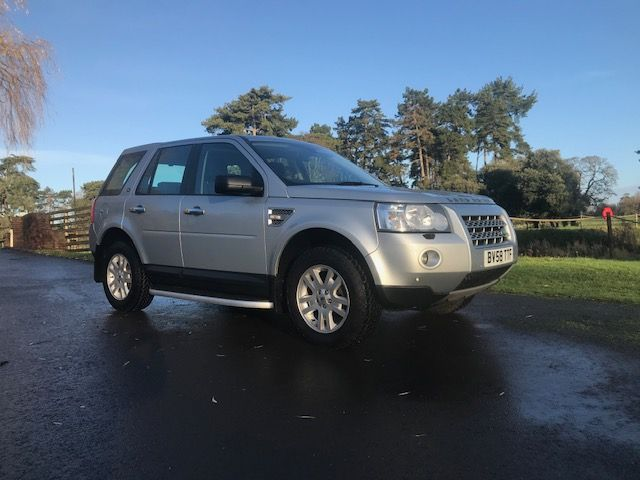 *** SOLD *** Freelander 2 TD4 SE 6 Speed Manual 2008