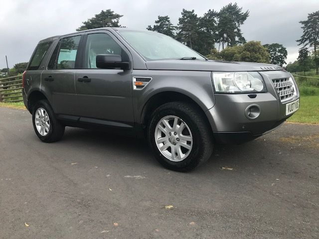 ***SOLD***Freelander 2 TD4 SE Auto 2007***SOLD***