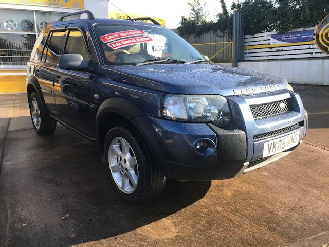***SOLD***Freelander TD4 HSE Auto 2005***SOLD***