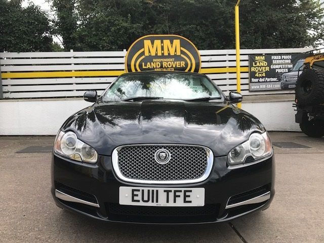 *** SOLD *** Jaguar XF Premium Luxury 3.0 - 2011