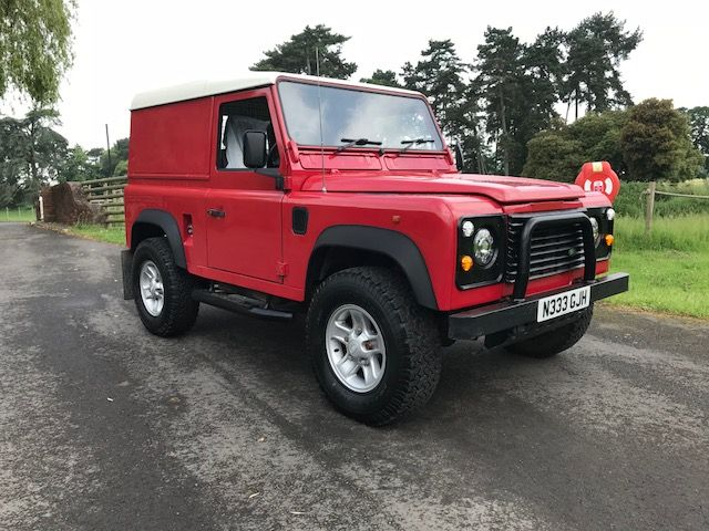 ***SOLD***Land Rover 90 300 Tdi 1995***SOLD***