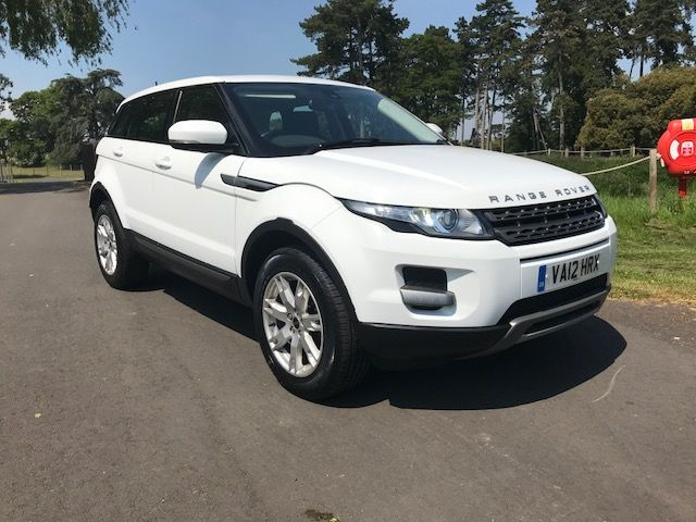 ***SOLD***Range Rover Evoque Pure ED4 2WD 2013***SOLD***