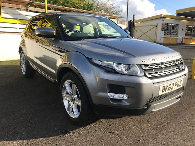 ***SOLD***Range Rover Evoque Pure Tech ED4 2.2 Manual 2012***SOLD***