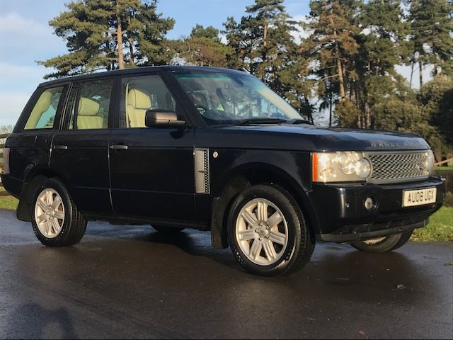 *** SOLD *** Range Rover L322 Vogue TDV8 2008