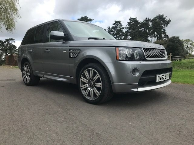 *** SOLD ***Range Rover Sport 3.0 SDV6 Autobiography 2012