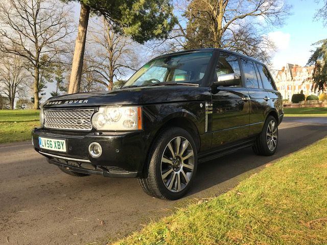 ***SOLD***Range Rover TDV8 Vogue SE 2006***SOLD***
