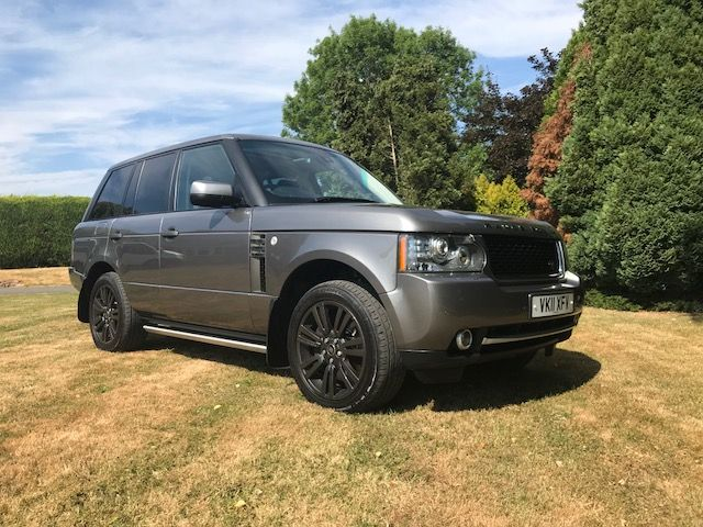 ***SOLD***Range Rover TDV8 Vogue SE 2011***SOLD***