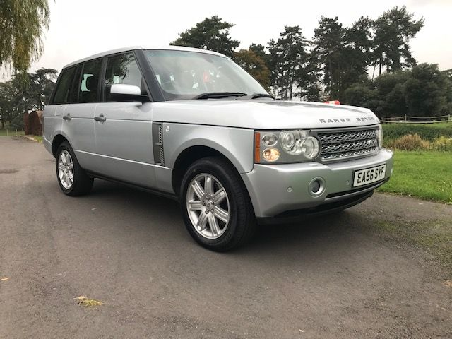 *** SOLD ***Range Rover Vogue 3.6 TDV8 2006