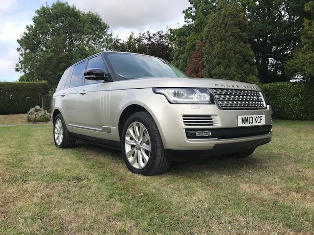 ***SOLD***Range Rover Vogue SE 2013***SOLD***