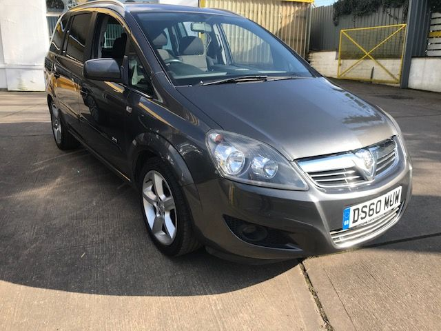 ***SOLD***Vauxhall Zafira 1.8 SRi 7 Seater