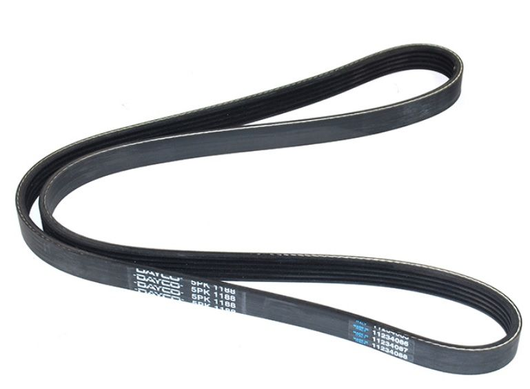 1.8 Petrol Alternator Belt (With Aircon) - PQS101130