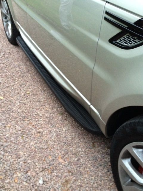 2014 Range Rover Sport Side Steps