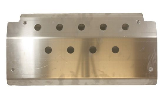 3 Piece Alloy Sump Guard - Defender - BA 083