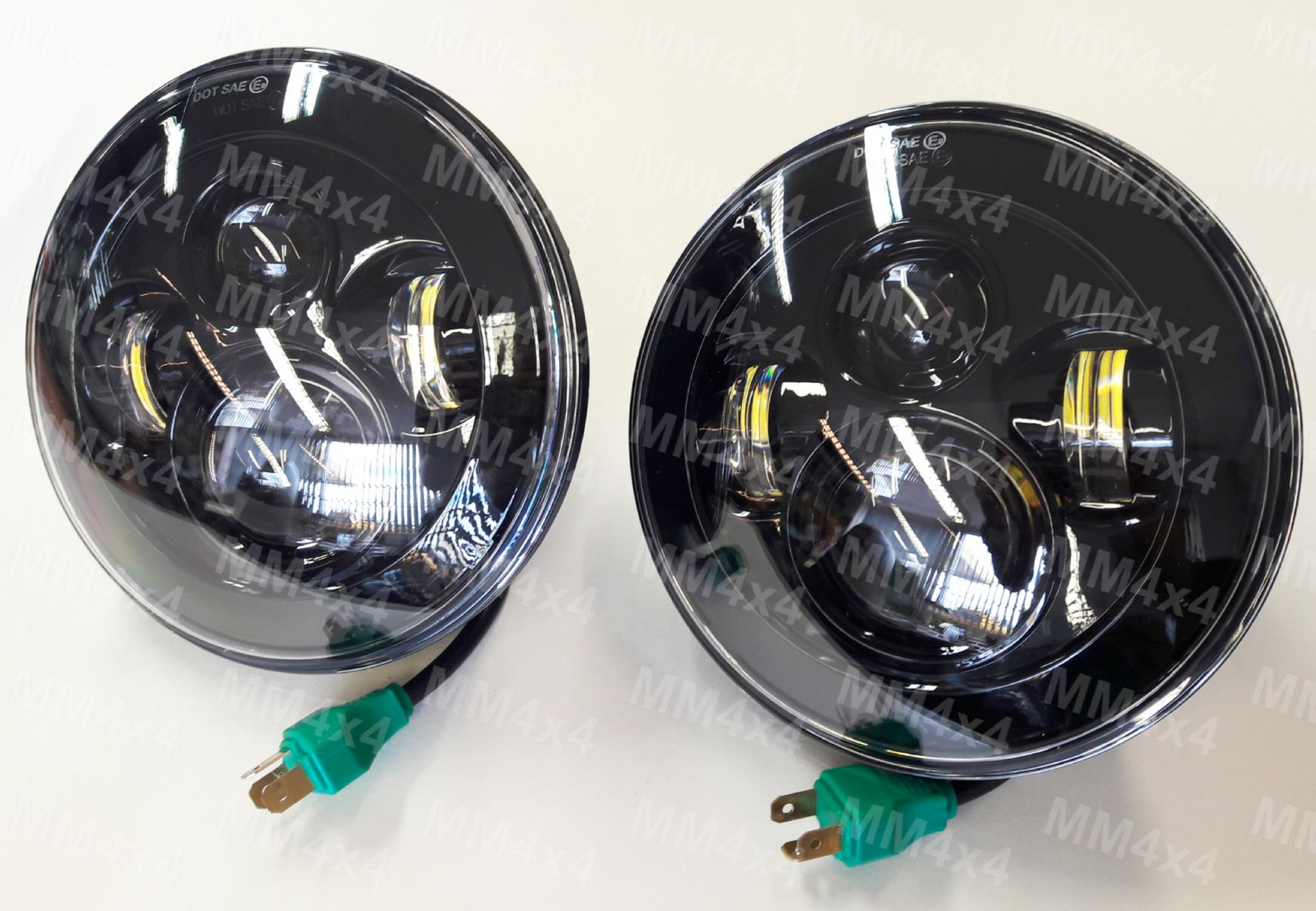 tail truck turn for stop tractor light with lights grommets round inch led trailer rubber